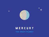 Planet Series: Mercury