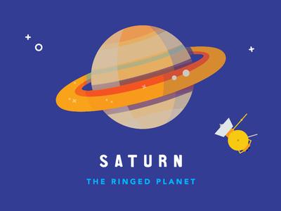 Planet Series: Saturn