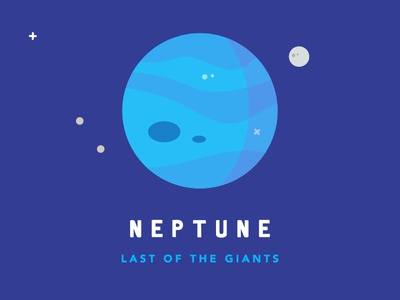Planet Series: Neptune
