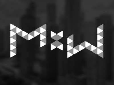 Logo - MXW