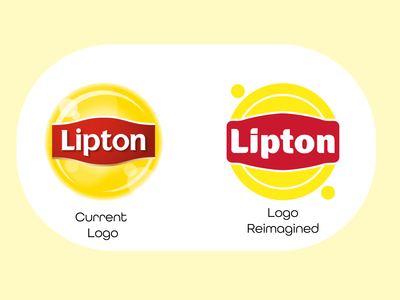 Logo Reimagined Series - Lipton