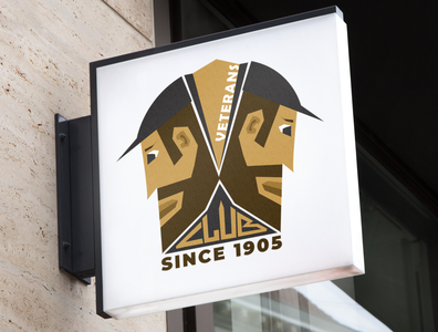 Logo - Veterans Club