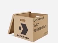 Logo - Alphabox