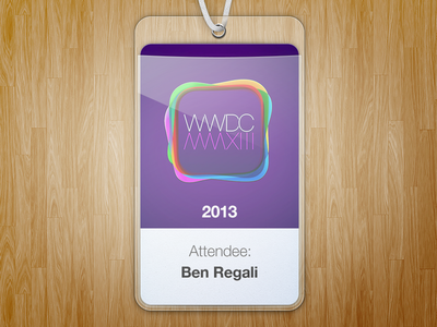 First Time WWDC