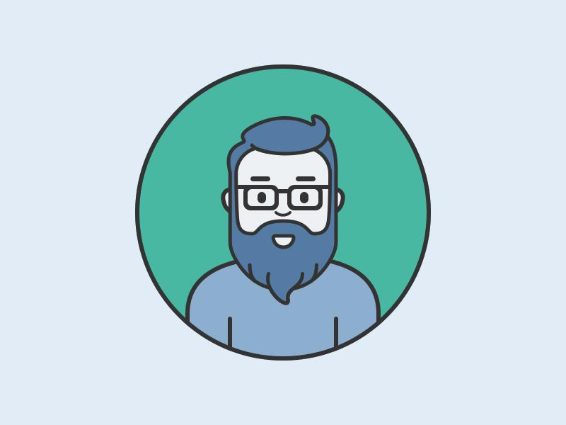 Dribbble avatar