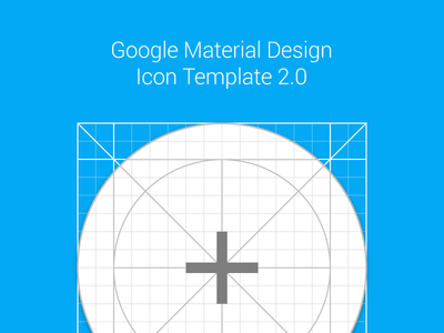 Material design icon template by meritt thomas dribbble javascript not enabled pronofoot35fo Image collections