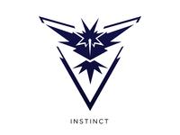 Pokemongo team logos instinct