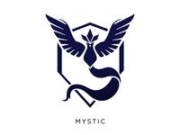 Pokemongo team logos mystic