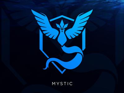 Mystic: Pokemon GO Team Logo [Vector Download] download freebie free vector instinct mystic valor team teams pokemon pokemon go