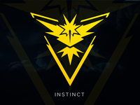e2f5e7af Instinct: Pokemon GO Team Logo [Vector Download]
