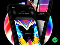Spotify UI