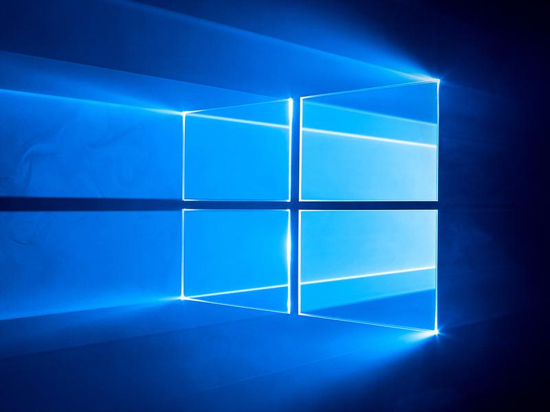 Windows 10 4k 6k 8k blue beams light lasers microsoft windows 10 windows download freebie free wallpaper merittthomas meritt
