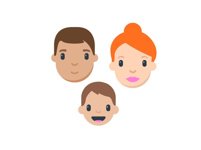 Emoji Family