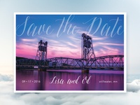 INVITATION | wedding save the date