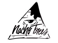 ILLUSTRATION + LOGO | nacho trees band logo