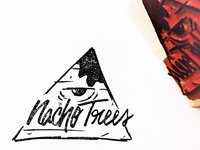 RUBBER STAMP | Nacho Trees