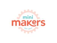 LOGO | mini makers—maker space for children