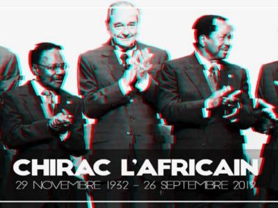 Chirac l'africain