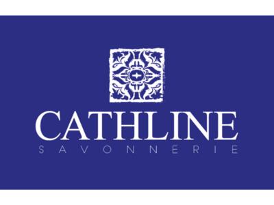 Cathline Savonnerie logo