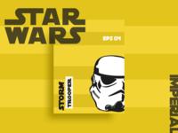 Poster Stromtrooper - Star Wars