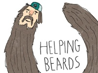 Salty Beards x Helping Beards