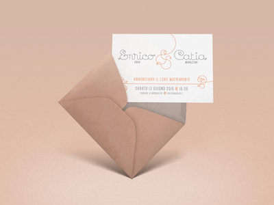 Wedding Card mail envelope card typography rose gold rose font design font type design type invitation wedding card wedding