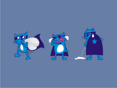 The Blues Cat