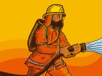 Fire Man!