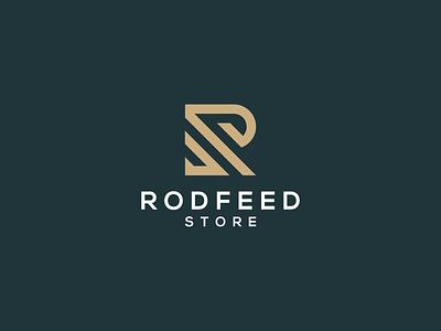 Letter R logo initial r logo vector ui illustration monogram logo branding letter simple elegant design logo