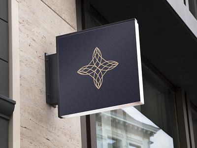Luxury Logo Design 3d motion graphics ui graphic design company luxury vector illustration monogram logo branding letter simple elegant design logo