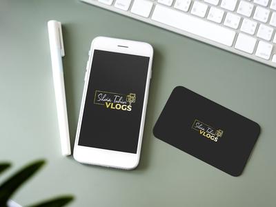 Logo Design for Vlog branding illustration logo