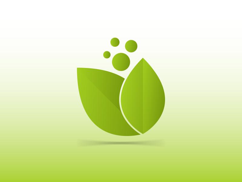 Evergreen app icon vector vectorart design icon illustration logo