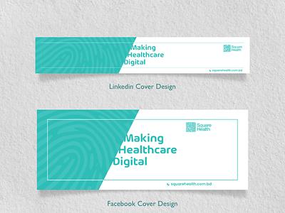 Facebook, Linkedin Cover Design banner design ad design social media cover photo design cover photo design graphic design