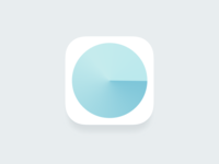 "Kitchen timer app icon ""15 min"""
