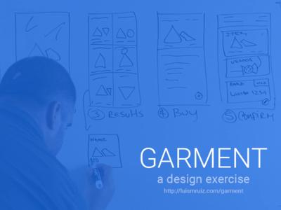 Design Exercise google ui wireframe whiteboard exercise design