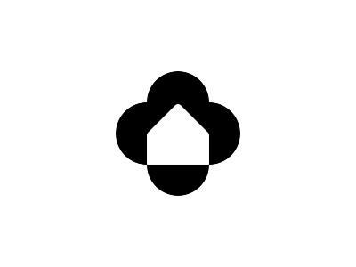 Home Logo Concept company branding business logo design minimal clean design graphic design logo branding