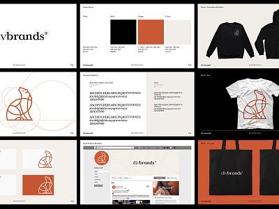Brand Guidelines bear logo design brand design grid layout standards brand guidelines brand guide brand identity branding identity design
