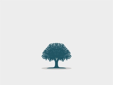 oak tree logo design natural branch wood illustration root ecology growth plant garden environment nature green element silhouette forest vector isolated oak tree leaf