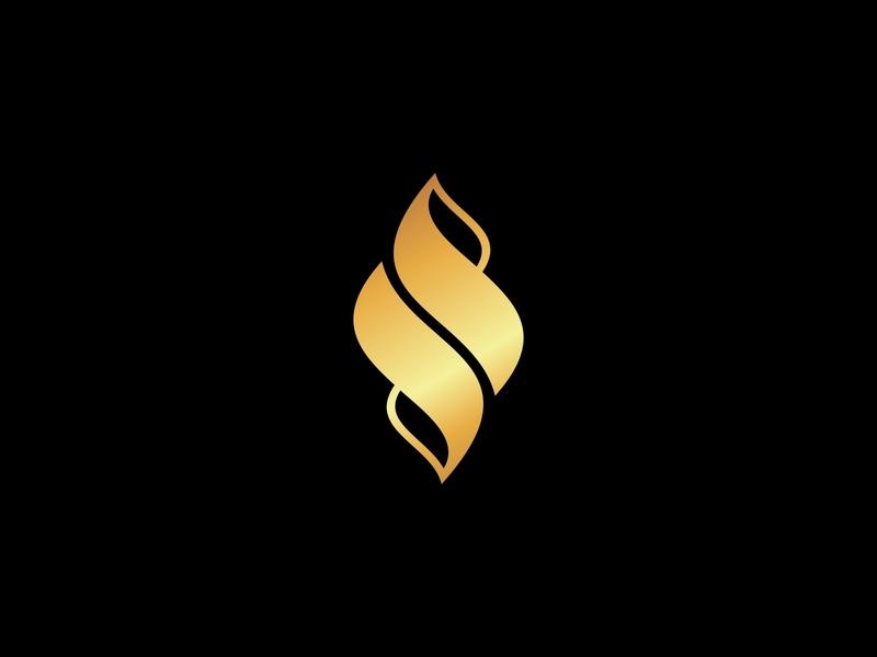 jP logo concept vector art icon emblem creative abstract logo illustration design fire monogram p logo j logo