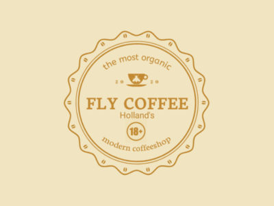 Fly coffee
