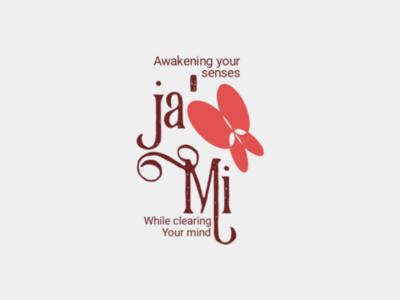 Ja'Mi logotype, aromatherapy fragrance company