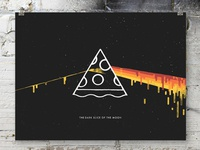 Dark Slice of the Moon poster