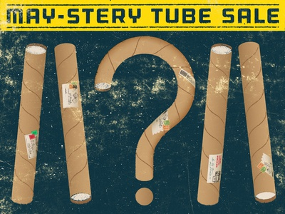 May-stery Tube Sale