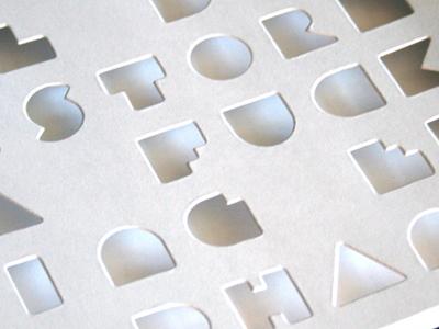 record sleeve letter press digipak album art sleeve typography swearwords
