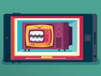 Recursive Television