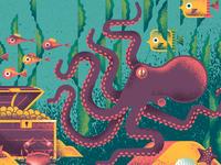 Bumbershoot Octopus