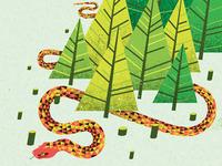 Forest Monster sketch
