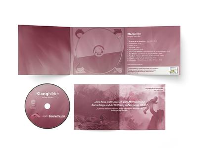 Booklet - Music in Pictures booklet design print editorial design compositing illustration design digital art