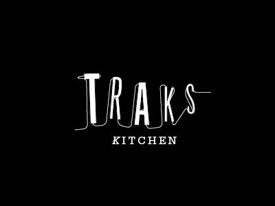 Traks  restaurant kitchen tracks with a k