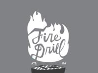 Annual Fire Drill t-shirt